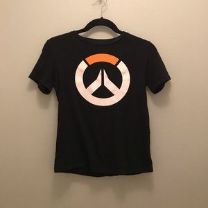 🌟OLD NAVY🌟 OVERWATCH TEE SIZE (10-12)